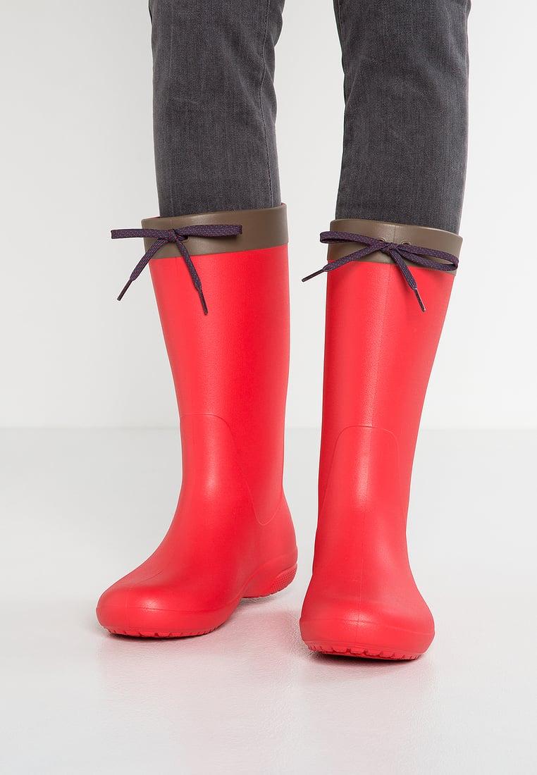 Botas de agua rojas,cortas  LEMIGO